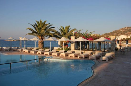 Electra Beach Hotel Karpathos stad Pigadia